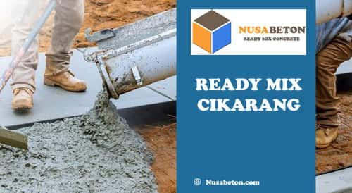 harga ready mix beton cor cikarang
